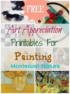 Free Montessori Materials Online