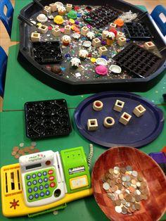 Small World Play, Poker Table, Nintendo Consoles, Reception, Classroom, Home Decor, Class Room, Decoration Home, Room Decor