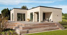 Patio Railing, Deck With Pergola, Sloped Backyard, Backyard Patio, Outside Living, Outdoor Living, 3d House Plans, Summer House Garden, Deck Steps