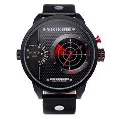 $29.89 (Buy here: https://alitems.com/g/1e8d114494ebda23ff8b16525dc3e8/?i=5&ulp=https%3A%2F%2Fwww.aliexpress.com%2Fitem%2FNORTH-Top-Brand-Fashion-Radar-Watch-Waterproof-Multiple-Time-Zone-Sport-Watch-Men-Military-Watches-Quartz%2F32703941038.html ) NORTH Top Brand Fashion Radar Watch Waterproof Multiple Time Zone Sport Watch Men Military Watches Quartz Watch Reloj Hombre for just $29.89