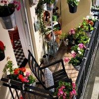 fiori balcone