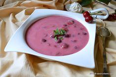 Supa de visine este o supa ardeleneasca racoroasa si cremoasa, de vara. Cunoscuta mai mult im Ardeal si in Ungaria, supa de visine este preferata de sezon