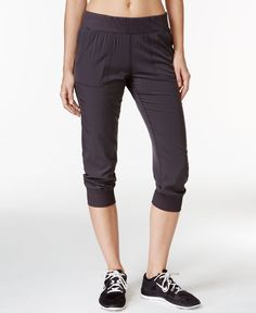 581025404c6 Calvin Klein Performance Cropped Sweatpants Womens Clearance