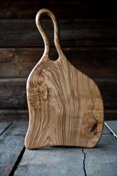 ash wood serving board