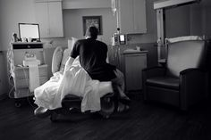 Go look at the whole post. Some very beautiful/tasteful photos of labor & delivery.