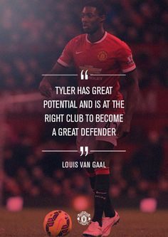 Van Gaal on Blackett. 26.2.2015