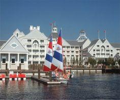 Disney's Yacht Club villas, Orlando