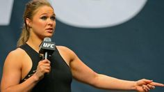 Rousey: Against Testing for Weed
