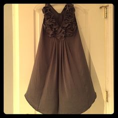 H&M Dress Beautiful H&M olive green dress! Pair with the Hurley jacket for a more edgy look and get a bundle price! Excellent condition! *Hurley jacket not included* H&M Dresses Midi