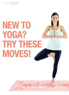 20 BEGINNER yoga poses to increase flexibility!