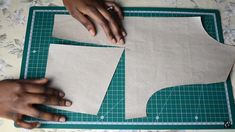 Dart Manipulation   Have you ever needed to adjust darts on a bodice? This sewing tutorial shows you how!