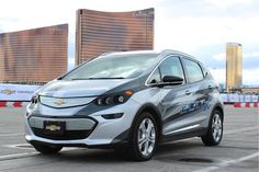 First impressions: 2017 Chevrolet Bolt EV