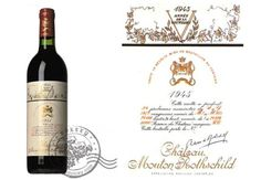 Belonging to the owner of Chateau Mouton-Rothschild's personal cellar, this 6-liter bottle was sold by Sotheby's New York for $310,700. That equals about $47,000 for each 750 ml.