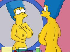 Simpsons Pussy Marge Nude