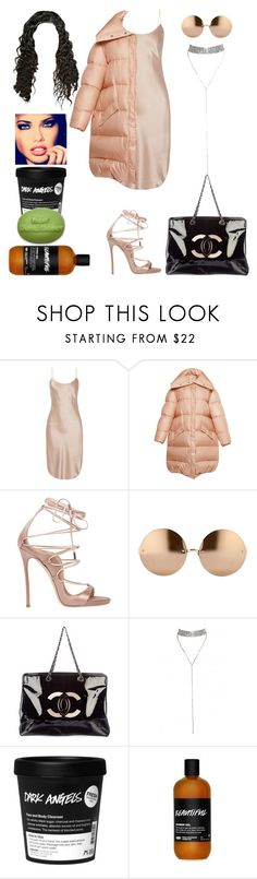 """""""NYC-Sao Paolo"""" by allison-syko ❤ liked on Polyvore featuring Maiyet, Paskal, Dsquared2, Linda Farrow and Chanel"""