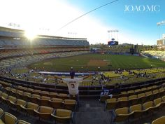 Estadio de Los Dodgers de Los Angeles.