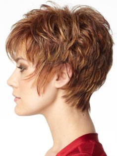 Exactly what Mom wants! Short-Cropped Hairstyles