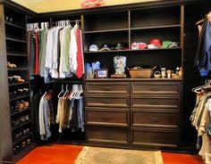 Master Closet Design Ideas California Closets Dfw Add Glass