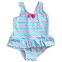 61c909aee1e0f Children One-Piece Swimsuit Baby Girl Swimsuit Beachwear #swimmingpool  #swimoutlet #swimwear # · Swimming ...