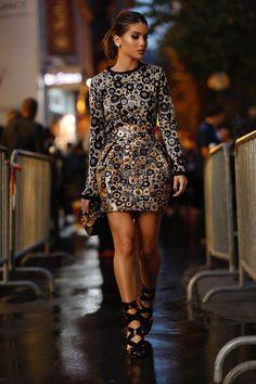 950016361f6 PARIS DIA 3 PFW semana de moda de paris camila coelho look do dia Camila  Coelho