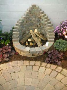 47 fire pit designs #NashvilleRealEstate #NealClaytonRealtors #decorating…