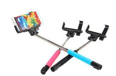 Sick of awkward selfies? Take your selfie to the next level with the hottest new item, the Selfie Stick! Ships from the USA! Makes a great stocking