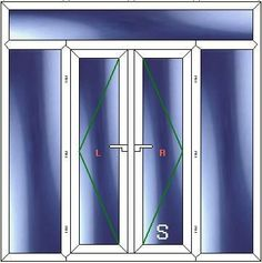 External French Doors, External Doors, Upvc French Doors, Light Style, Fashion Lighting, Energy Efficiency, Windows And Doors, Calculator, Locker Storage