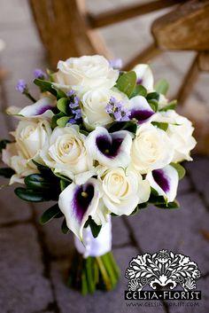Vancouver Celsia Florist Bridal Bouquet - Vancouver Florist_4317959961_l by Celsia Florist, via Flickr