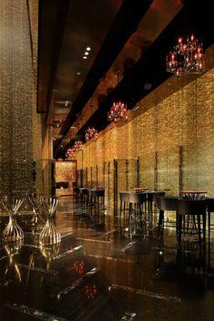 """Vencedores do """"Restaurant & Bar Design Award 2014"""",Melhor Bar: FEI (China) / A.N.D."""