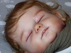 Reborn baby, girl, doll, PROTOTYPE Josiane, Didy Jacobsen | eBay