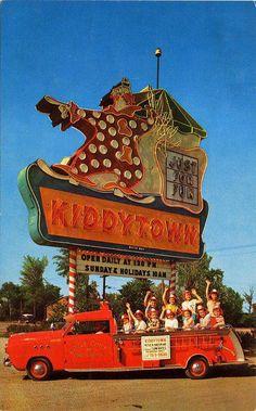 Kiddytown / 4250 North Harlem Ave. Norridge, IL. (1953-1966)