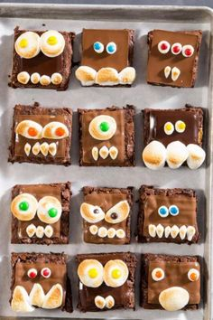 It doesn't matter how old you are, how much effort you put into your costume, or whether you're actually out trick-or-treating. It's Halloween season, and that means you're going to be inundated with large amounts of candy.#halloween #halloweenrecipes #myrecipes