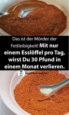 Mit nur einem Esslöffel pro Tag, wirst … This is the killer of obesity! With only one tablespoon a day, you will lose 30 pounds in a month. Lose 30 Pounds, Atkins Diet, Keto Diet For Beginners, Healthy Drinks, How To Lose Weight Fast, Gnocchi, Health Tips, Beauty Hacks, Healthy Living