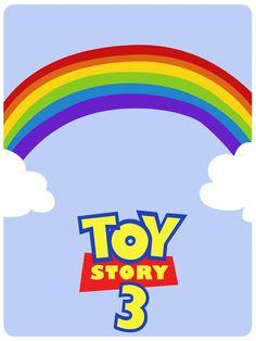 Disney & Co - Minimalista Toy Story 3