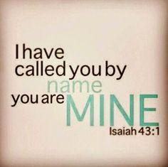 Isaiah my favorite verse of scripture. Bible Verses Quotes, Bible Scriptures, Me Quotes, God Is, Word Of God, He's Mine, Be My Hero, Favorite Bible Verses, Words Of Encouragement