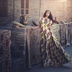 Khiva by Margarita Kareva on 500px.....Textile and photography perfection