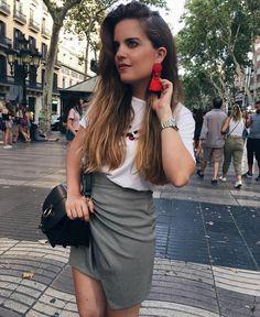 Dos días en Barcelona han dado para mucho... hasta he cogido color! Marcho mañana para Londres pero prometo que volveré pronto...  - Coming back to London tomorrow but I promise I will be back soon!  #MissGSánchezinBarcelona #fashionblogger #fashionstyle #fashionworld