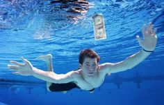 The baby from the Nevermind cover, today.