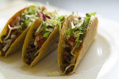 Tacos di carne messicani