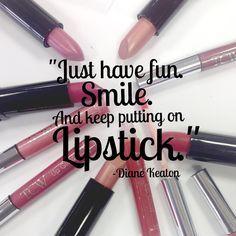 #fun #makup #lips #smile #lipstic #beauty :)