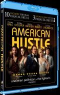 American Hustle (Blu-ray) - Blu-ray - Elokuvat - CDON.COM