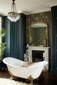 Bathroom! #house, #home decor