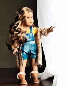 Ropa American Girl, American Girl Doll Room, Custom American Girl Dolls, American Girl Doll Pictures, American Girl Crafts, American Doll Clothes, Ag Doll Clothes, American Dolls, American Girl Outfits