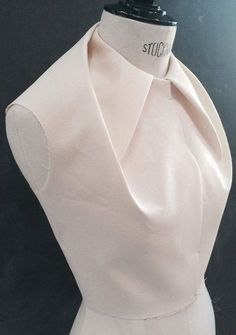 Draping - pattern cutting - pattern making
