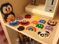 Hama bead creations by Emma Louise
