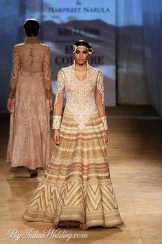 Rimple & Harpreet Narula at India Couture Week 2014