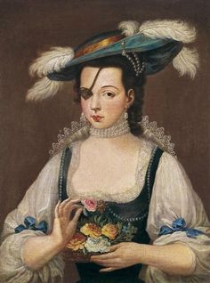 Sofonisba Anguissola, Ana de Mendoza y de la Cerda (c. 1560s)