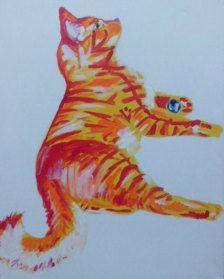 Animais de estimação em Retratos Personalizados - Etsy Arte - Página 22