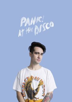 For everything Panic At The Disco check out Iomoio Emo Bands, Music Bands, Brendon Urie Memes, The Wombats, Rock Poster, Las Vegas, One Ok Rock, Band Memes, Panic! At The Disco