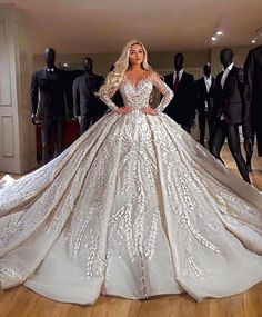 Luxury Dubai 2019 Lace Wedding Dresses Sheer Jew - Fashion Jewelry Trends Luxury Dubai 2019 Lace Wedding Dresses Sheer Jew - # Bridal Dresses Elegant Princess Wedding Dress With Lace And Tull, Buy . Sheer Wedding Dress, Muslim Wedding Dresses, Top Wedding Dresses, Country Wedding Dresses, Princess Wedding Dresses, Bridal Dresses, Gown Wedding, Modest Wedding, Tulle Wedding